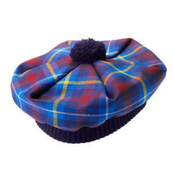 Kopfbedeckung (Tammie) aus feiner Wolle