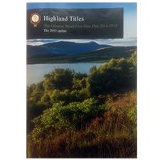 Highland Titles Fünfjahresplan