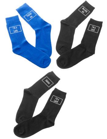 Socken für Aristokraten