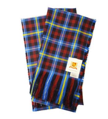 Highland Titles Tartan Stola