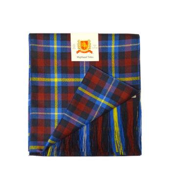 Highland Titles Tartan Schärpe