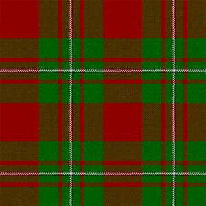 MacGregor clan tartan