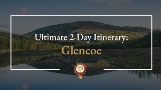 Glencoe-Itinerary