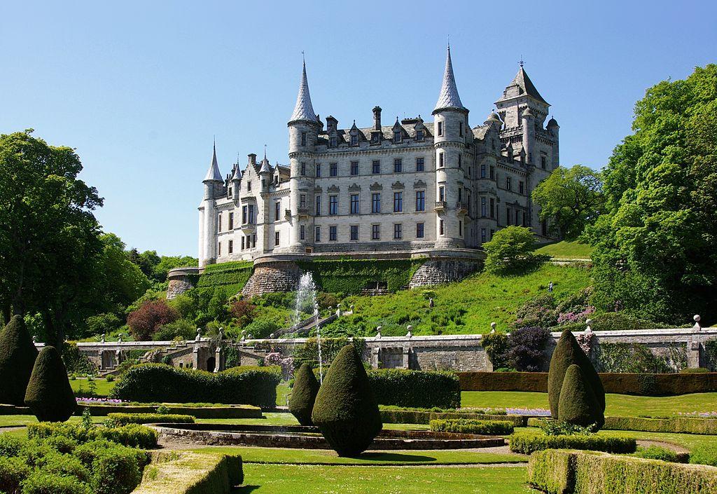 Schottische Burgen Die Schönsten Burgen In Schottland