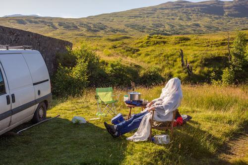 Ein Leitfaden für Mücken in Schottland