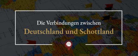 Verbindungen zwischen Schottland und Deutschland