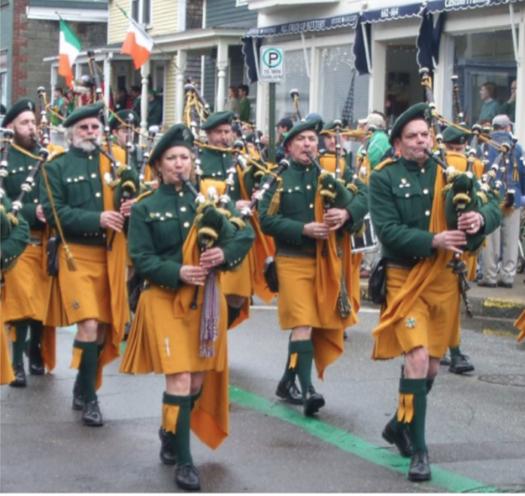 Bild: The Irish Emerald Kilt